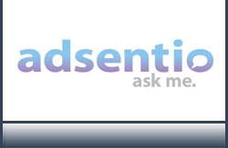 Adsentio Logo Design