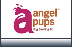 Angel Pups Logo Design