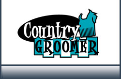 Country Groomer Logo Design
