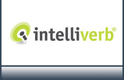 intelliverb Logo Design