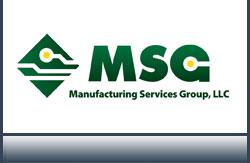 MSG Corp Logo Design