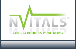 nVitals Name, Logo and Tag Line