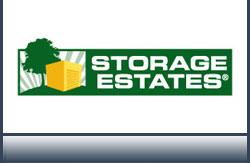 Storage Estates Logo Design